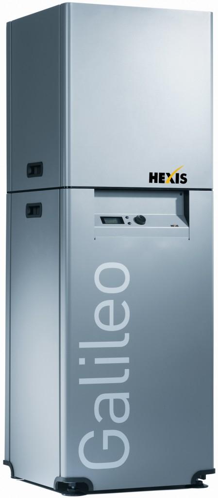HEXIS Brennstoffzelle Galileo 1000N