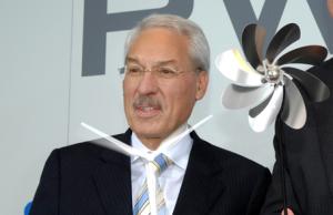 Prof. Fritz Fahrenholdt - Bildquelle: RWE
